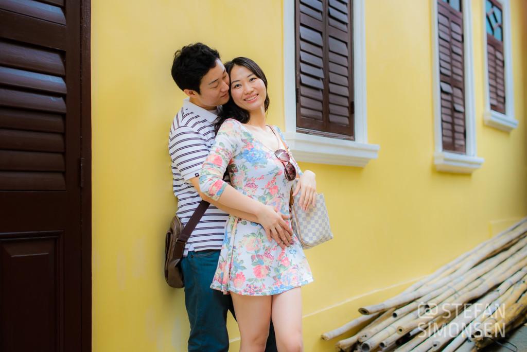 Paarfotos in Macau/Macao